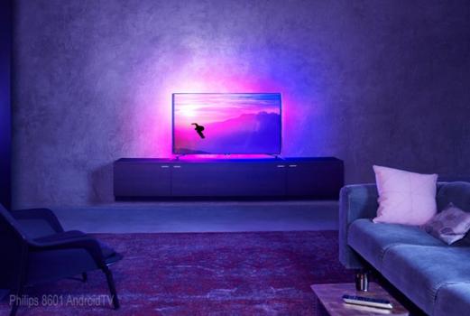 CES 2016: Philips TVs erhalten neue Streaming- und Gaming-Partner