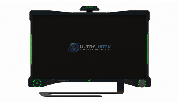 Razer Black Viper: 4K-TV für Q3 2015 geplant