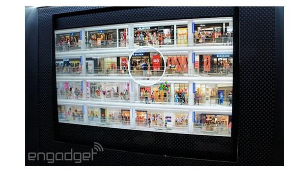 Samsung 8K TV: Prototyp auf der CES 2014 präsentiert