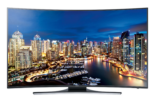 4K-Angebot: 55″ Samsung curved TV im Amazon Blitzangebot