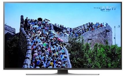Samsung JU6450: 4K-Fernseher der 6er Serie vorgestellt