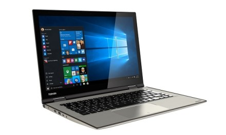 IFA 2015: Toshiba Satellite Radius 12 Convertible mit UHD-Display