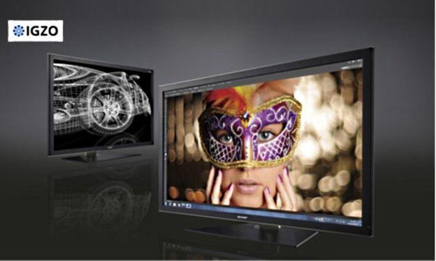 4K-Monitor von Sharp ab März im Handel für 4500 Euro erhältlich