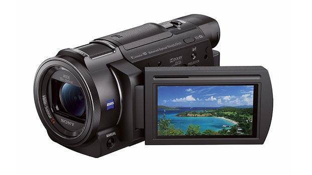 Sony FDR-AXP33 4K-Camcorder offiziell vorgestellt
