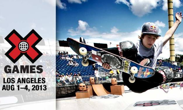 Sony nimmt die X-Games in Los Angeles in Ultra HD auf