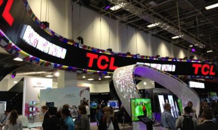 CES 2014: TCL stellt 65″ Curved-4K-TV & 55″ OLED-TV vor