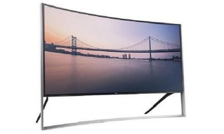 Samsung schenkt Euch beim Curved-TV-Kauf ein Galaxy S5 (mini)!