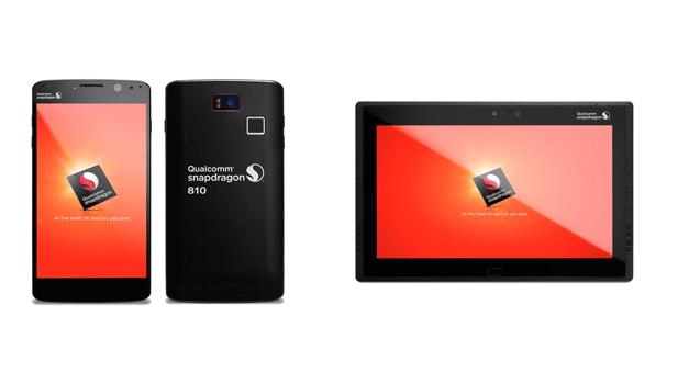 Snapdragon 810: Ultra-HD-Tablet und 6-Zoll-Smartphone von Qualcomm