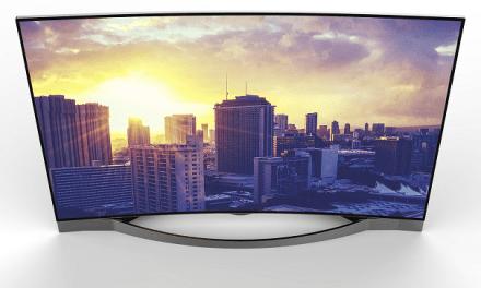 Medion Life X18028: Curved LED-TV mit 4K-Auflösung auf IFA 2014 vorgestellt