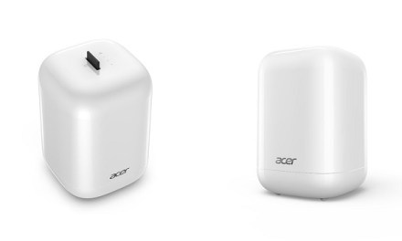 Acer Revo One: Mini-PC mit 4K-Wiedergabe-Option