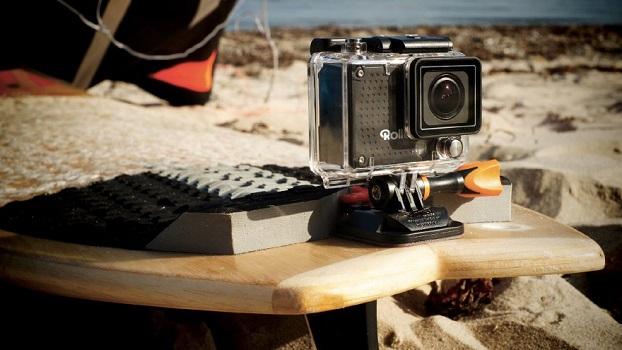 Rollei Actioncam 420: Neue 4K-Kamera für POV-Aufnahmen