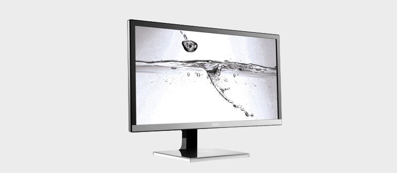 AOC U2477PWQ: 4K-Monitor mit 23.6 Zoll und HDMI 2.0 präsentiert