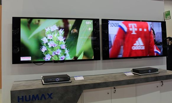 Humax: 4K-Receiver Prototyp mit 60fps vorgestellt