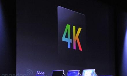 Apple: 4K-Streaming-Dienst in Kürze denkbar