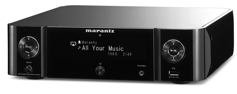Marantz Melody Serie: M-CR611 und weitere Geräte vorgestellt