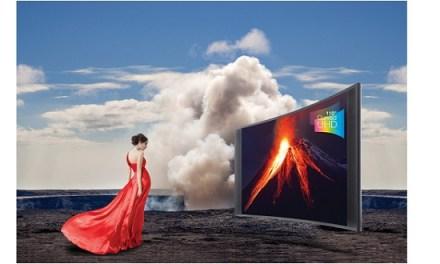 TCL China Star Curved 4K UHD TV mit 110 Zoll präsentiert