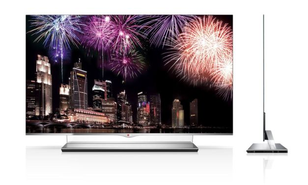 Die OLED-TV Highlights der CES 2013