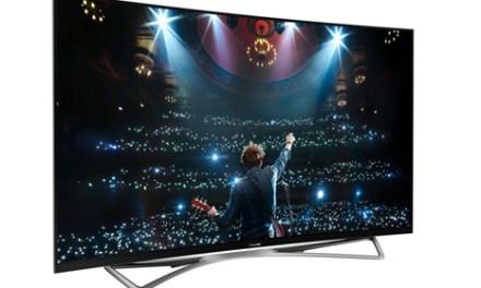 IFA 2015: Panasonic Curved OLED 4K TV TX-65CZW954 – Bilder, Specs & Infos