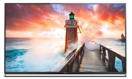 Panasonic AXW804: 4K-Fernseher mit brilliantem Design