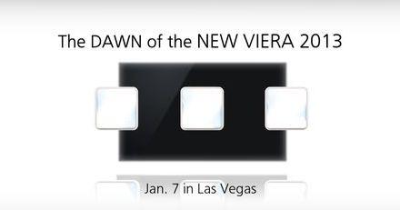Neuigkeiten zum geheimnissvollen Panasonic VIERA 2013
