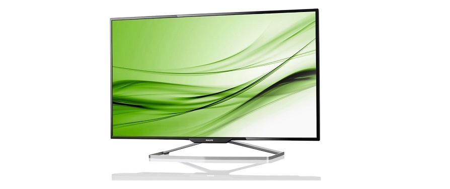 Philips BDM4065UC: 40 Zoll Ultra HD 4K-Monitor für 699 Euro