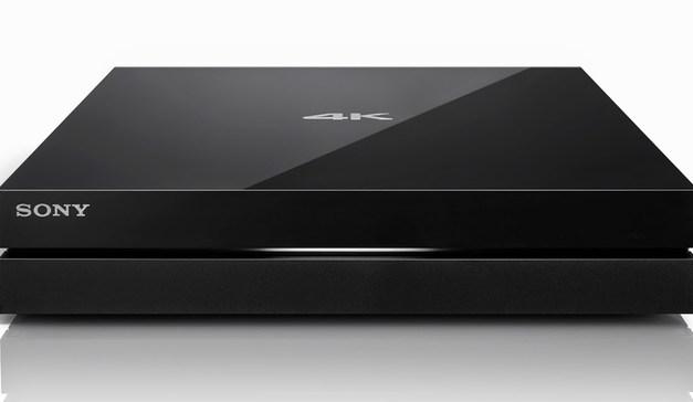 SONY FMP-X10: 4K-Mediaplayer im PS4-Design