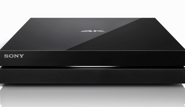 SONY FMP-X10: 4K-Mediaplayer im PS4-Design