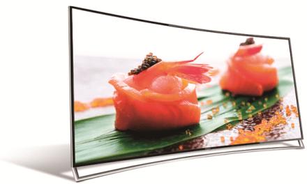 IFA 2015: Hisense stellt ULED 2.0 Curved 4K TV vor