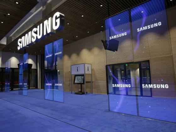 OLED-Videowände: Samsung präsentiert transparente und spiegelnde Displays
