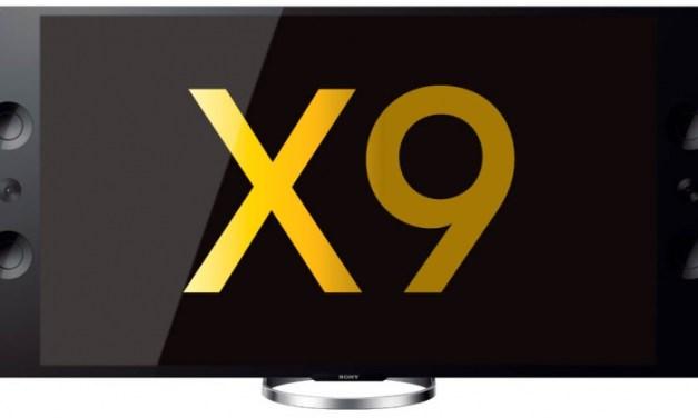 Sony X9 Test