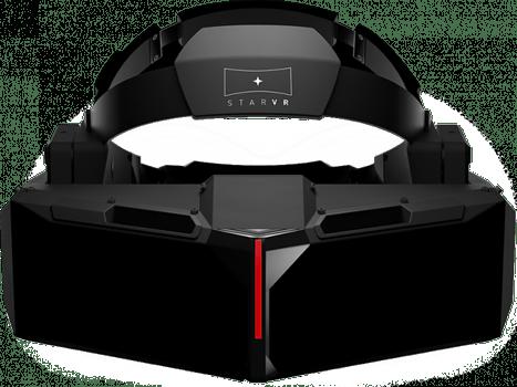 Starbreeze: VR-Brille mit 5K-Auflösung auf E3 gezeigt