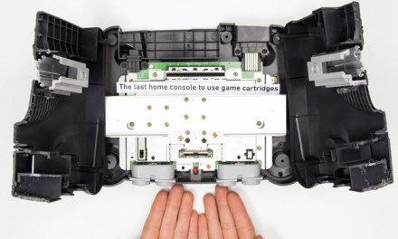 4K-Video: Nintendo 64 Teardown in Stop-Motion