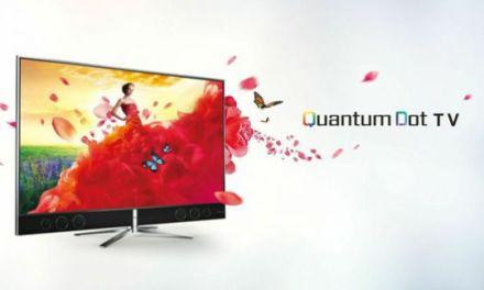 CES 2015: TCL zeigt den weltweit größten Curved TV