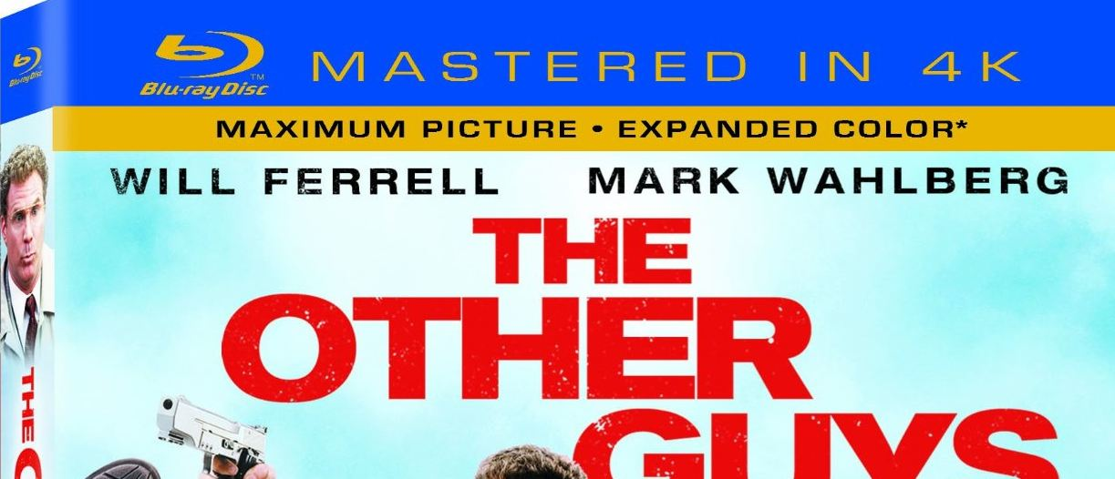 """The Other Guys – """"Mastered in 4K"""" Blu-Ray"""