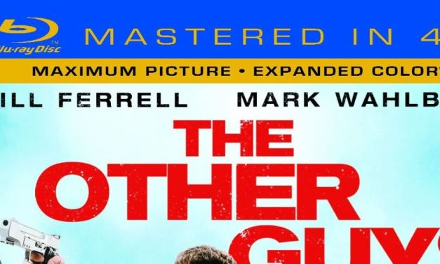 "The Other Guys – ""Mastered in 4K"" Blu-Ray"