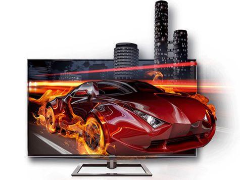 Toshiba 55ZL2G – Fernsehen der neuen Generation