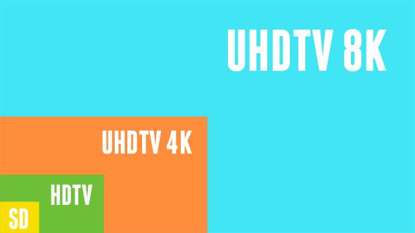 8K-Auflösung und UHD-TV: Japan baut auf Olympia 2020