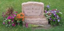 ジェームスディーンのお墓