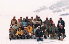 ジャスパー氷河