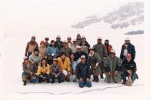 コロンビア氷河2_ウルトラスタッフ