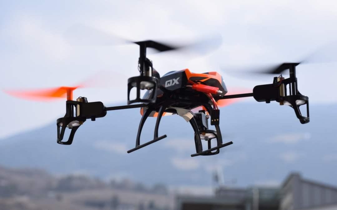 Ubezpieczenie dronów