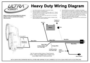 HD Wiring Instructions Grey