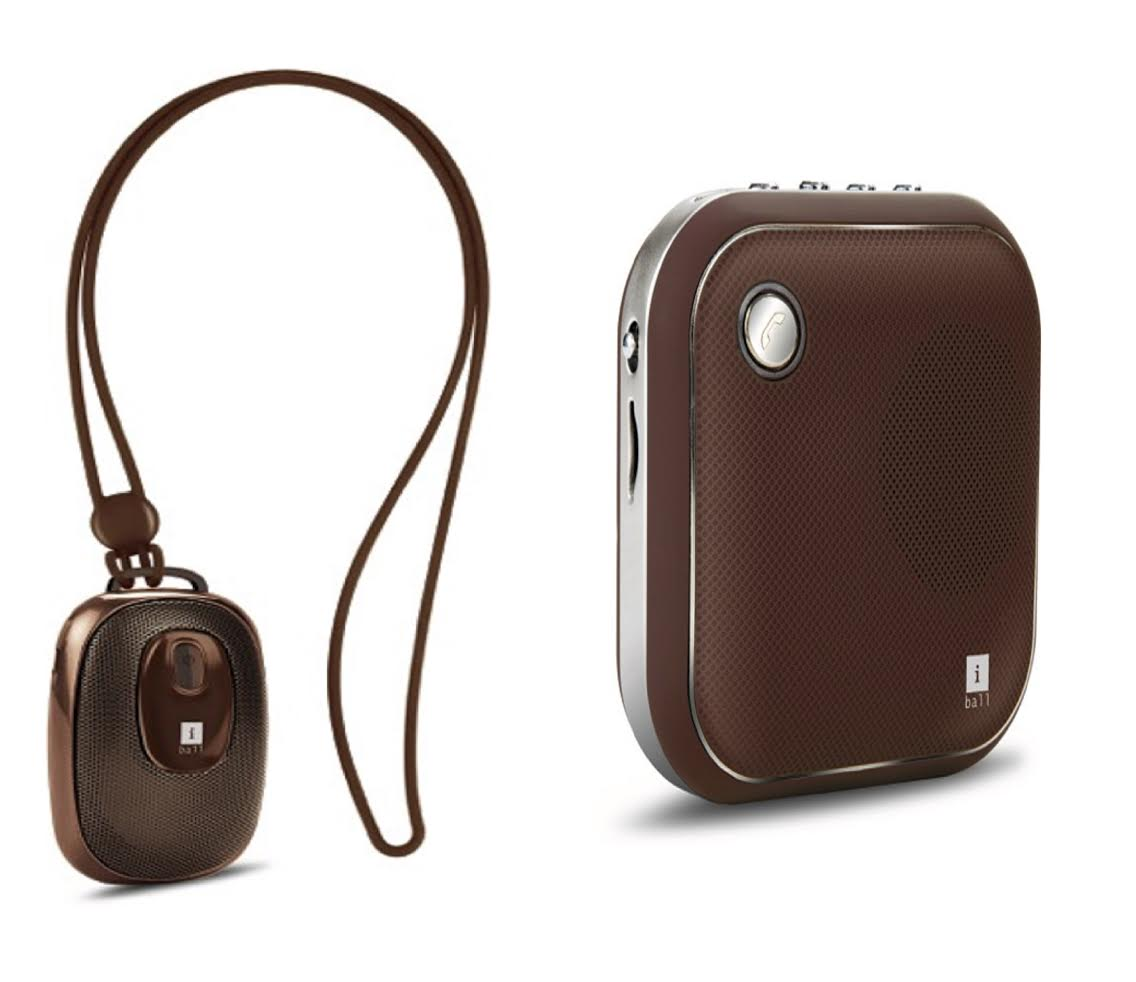 Iball Bluetooth Portable Speaker: Carry Your Music: IBall Launches Portable Bluetooth Speaker At Rs 799
