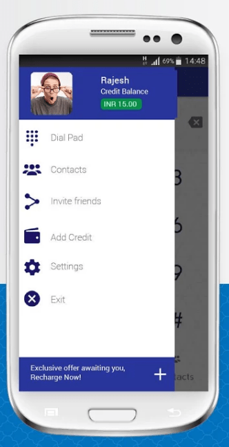 Ahead of merger. RCom releases low-cost ISD app in India