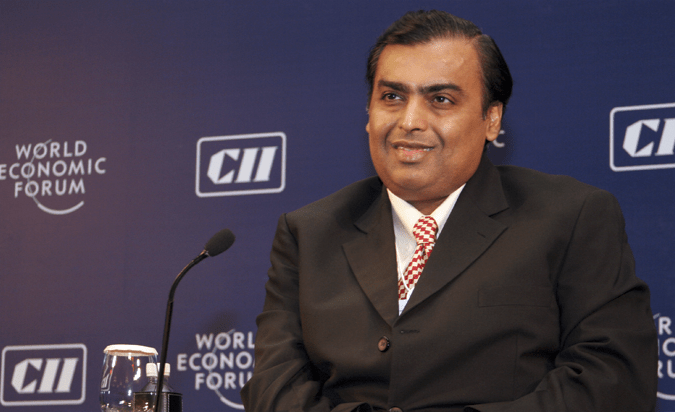 Mukesh Ambani Signals The Start Of A New Investment Cycle