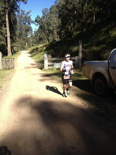 Brendan at TNF100