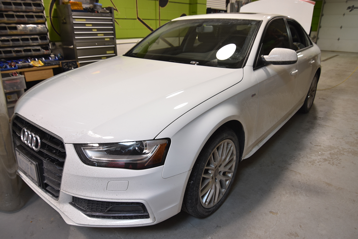 hight resolution of a4 is a super nice clean car thats why it needs a super clean install