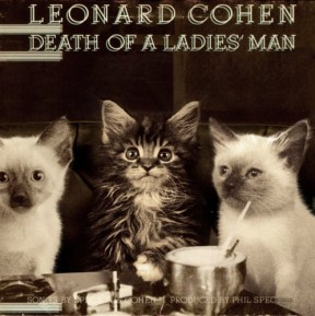 Leonard Kitthen - Death of a Ladies Cat & Songs of Purr and Hiss