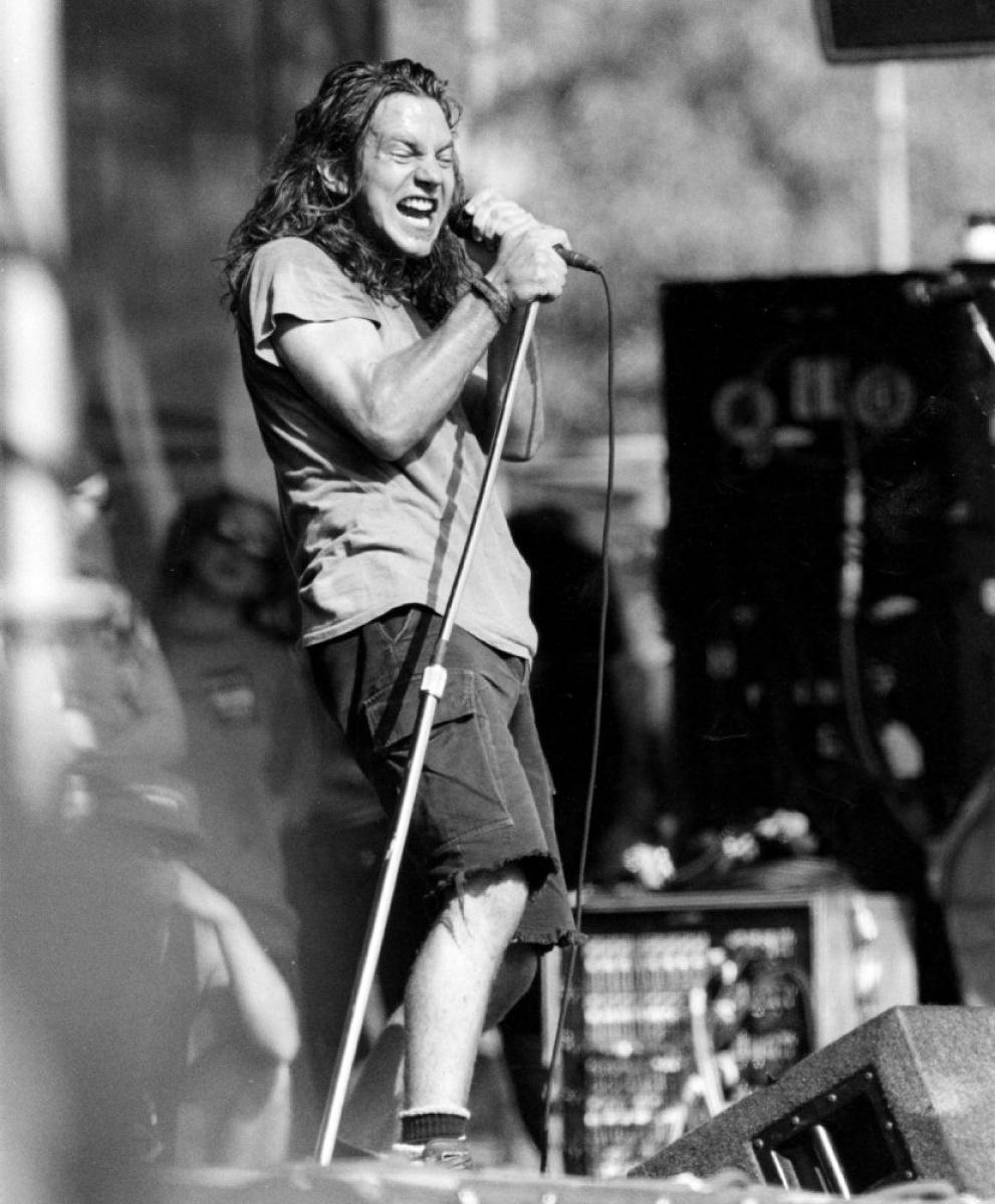 Pearl Jam Barrie