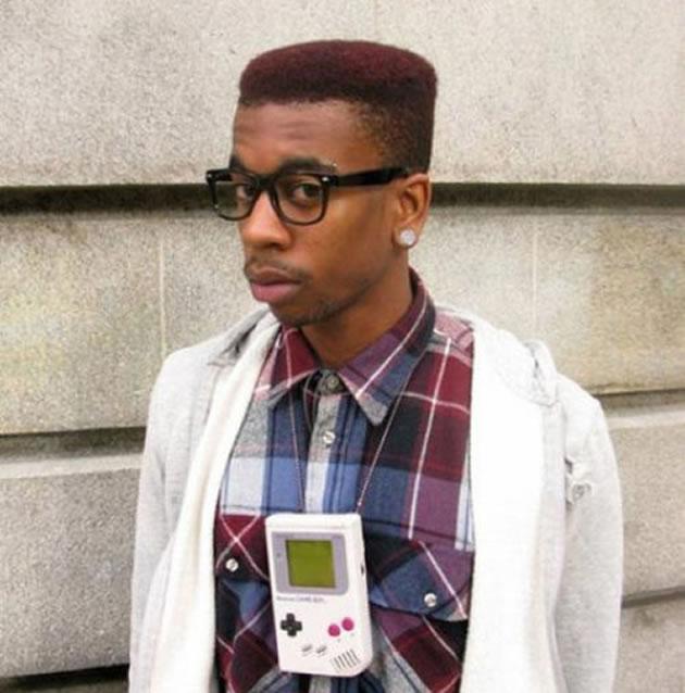 hipster gamer